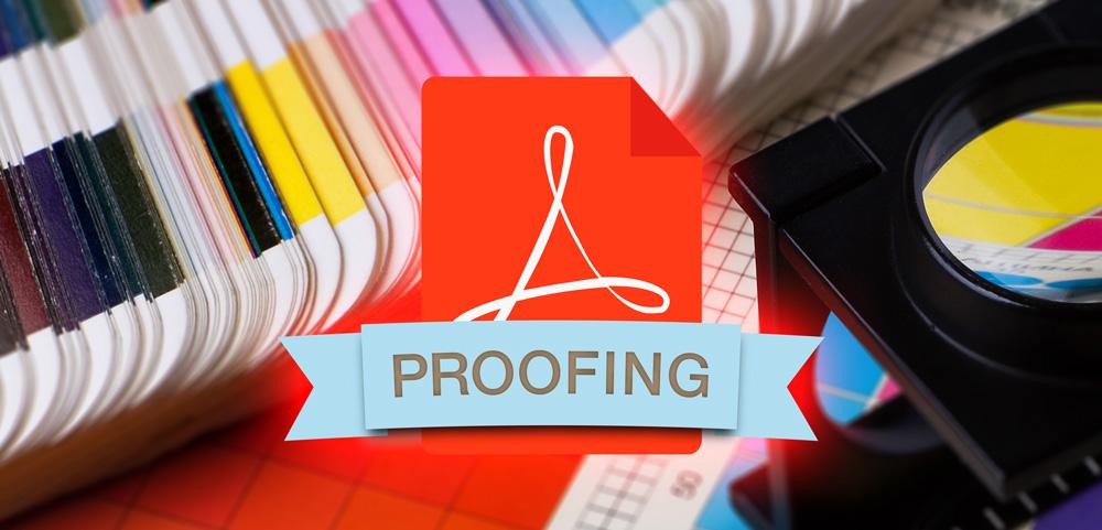 Videopak Proofing Options