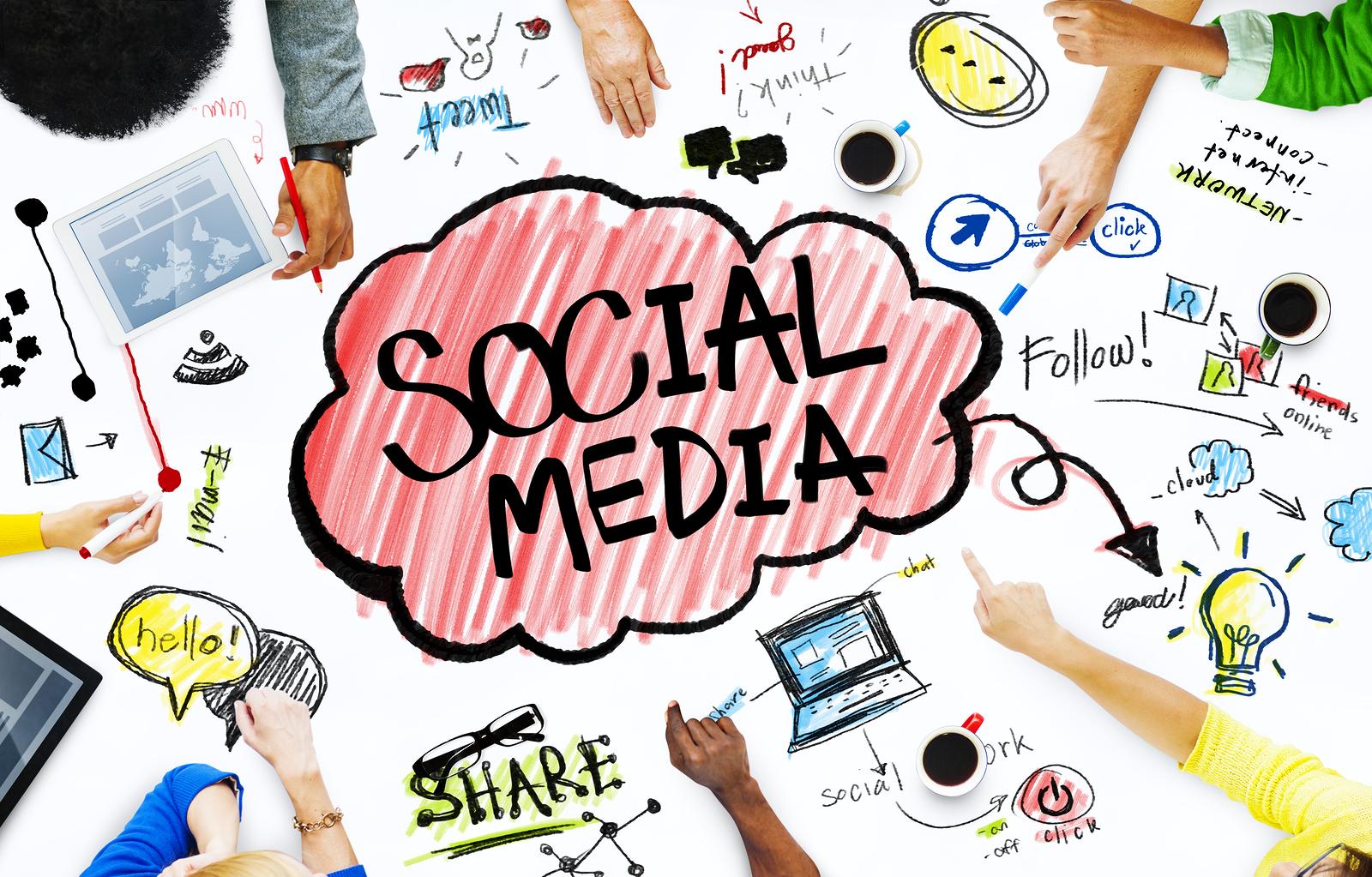 VideoPak Social Media