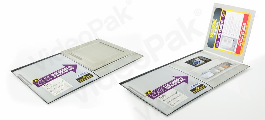 Everything is going skinny VideoPak Video Brochure