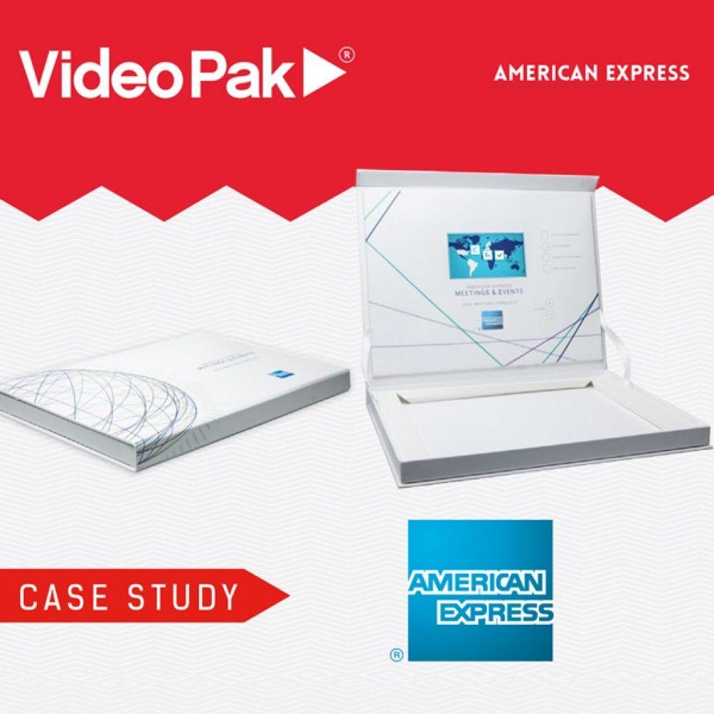 AMEX VideoPak Video Brochure