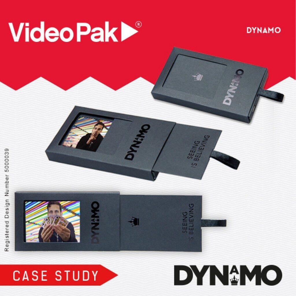 DYNAMO VideoPak Video Brochure