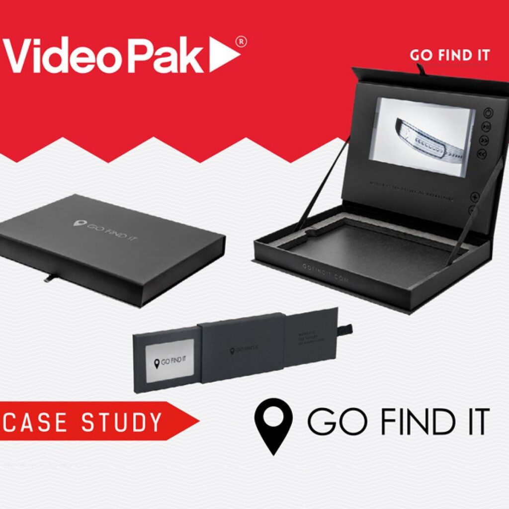 GO FIND IT VideoPak Video Brochure