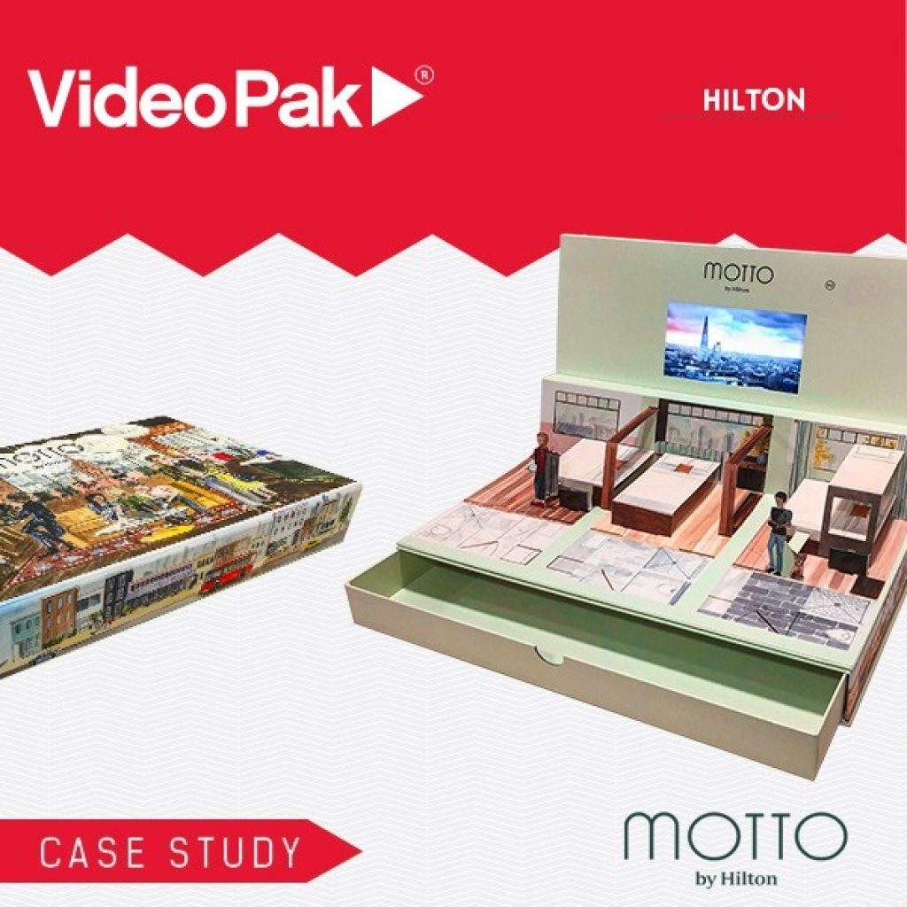 Hilton VideoPak Video Brochure