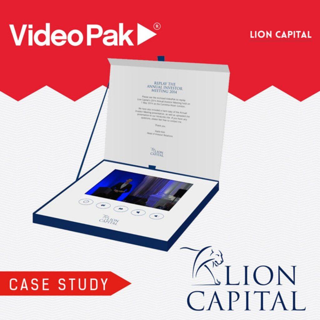 LION CAPITAL VideoPak Video Brochure
