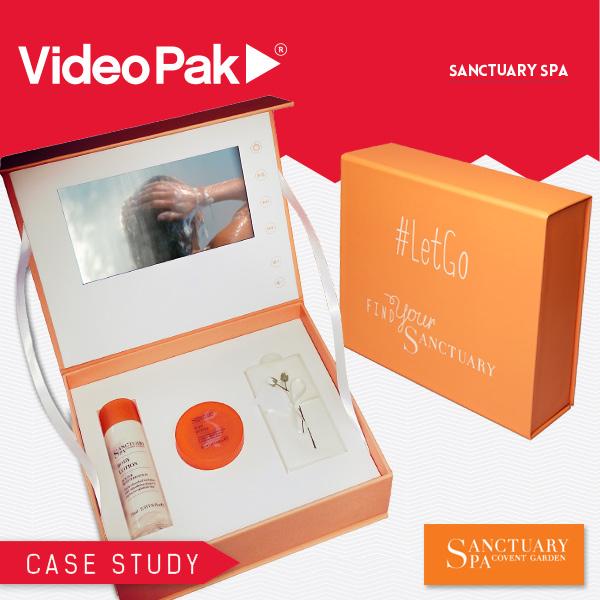 SANCTUARY SPA VideoPak Video Brochure