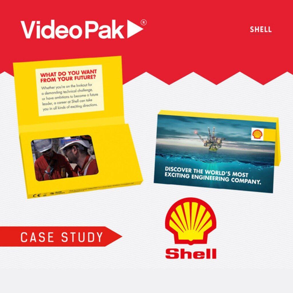 SHELL VideoPak Video Brochure