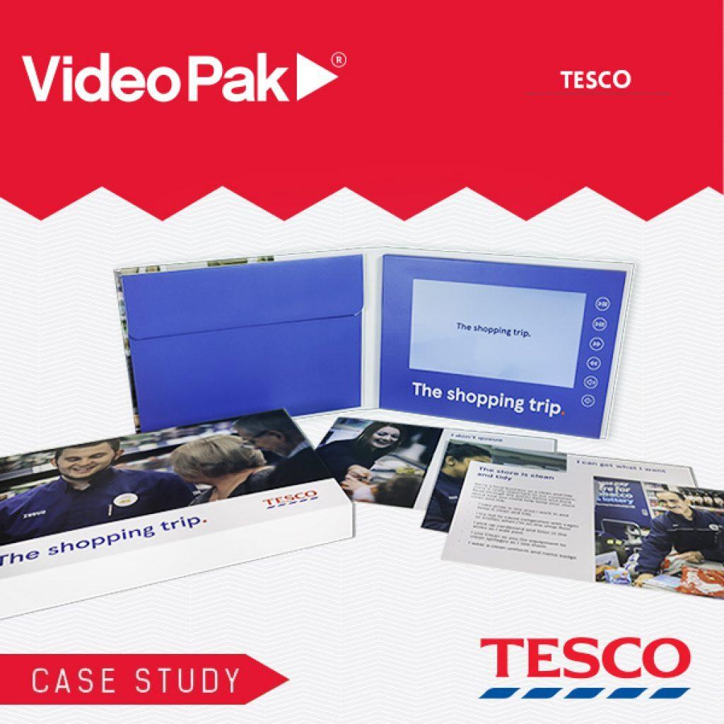 Tesco VideoPak Video Brochure