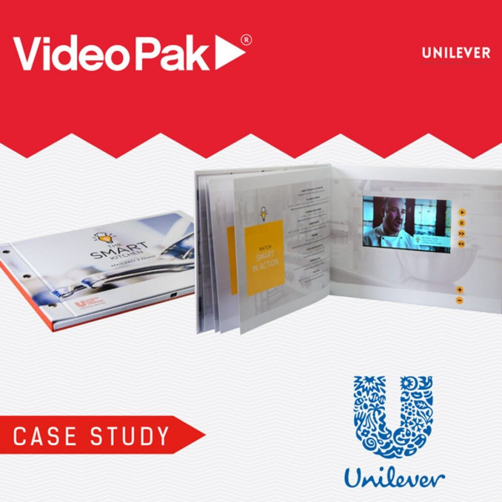 Case Studies VideoPak Video Brochure