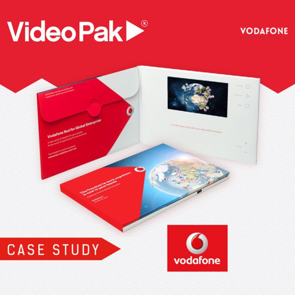 VODAFONE VideoPak Video Brochure