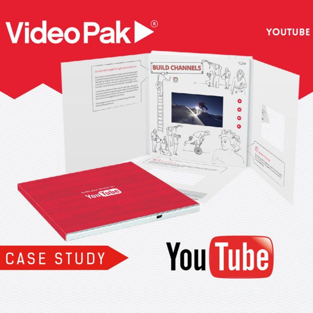 YouTube VideoPak Video Brochure