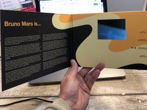 The VideoPak Story. How Video Brochures Were Invented... VideoPak Video Brochure